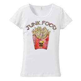 [レディースTシャツ] French fries