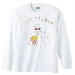 [ロングスリーブTシャツ] left handed