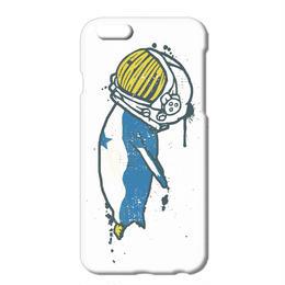送料無料 [iPhone ケース] Gravity Penguin  2