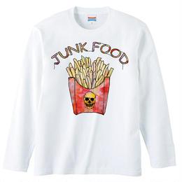 [ロングスリーブTシャツ] French fries