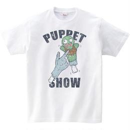 [キッズTシャツ]  puppet show