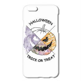 送料無料 [iPhone ケース] Halloween pumpkin