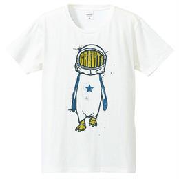 [Tシャツ] Gravity Penguin