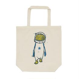 [トートバッグ] Gravity Penguin