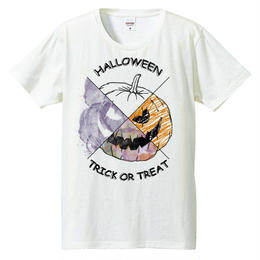 [Tシャツ] Halloween pumpkin