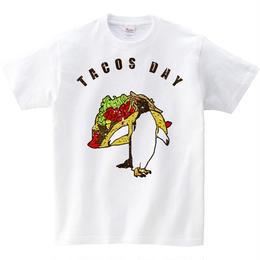 [キッズTシャツ]  tacos day