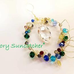 【開発者による】Glory Suncatcher®講座(グローリー・サンキャッチャー講座)
