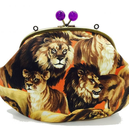 LION KING|Make-up pouch [DW2-210]