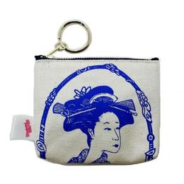 YOSHIWARA NO ONNA coin case (BL) [DW9-005]