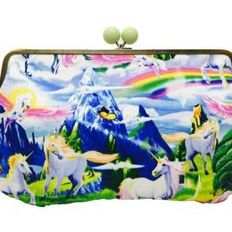 rainbow unicorn|Party clutch bag [DW7-183]