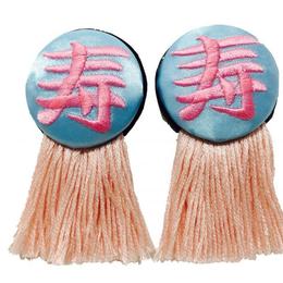 KOTOBUKI (PK2)|Earrings [DW14-1002]