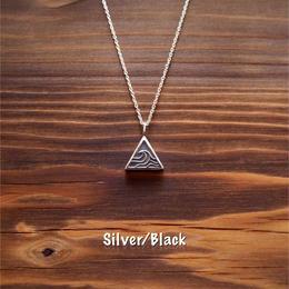 WAVE △ Pendant necklace  [Silver 925]