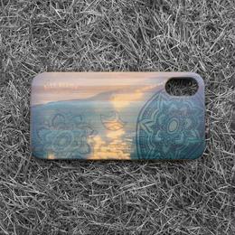 "Bamboo iPhone case ""Ocean"""