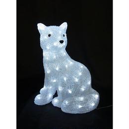 LED イルミネーション ディスプレイ 飾り 照明 ライティング クリスマス  キツネ【L3D333】CR-90