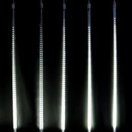 LED イルミネーション 流れ 点滅 ディスプレイ 飾り 照明 ライティング クリスマス ドロップライト 庭 ガーデン 家 白 CR-41