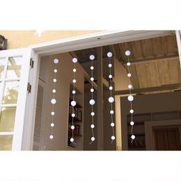 【室内用 イルミネーション】LED40球ボール カーテンライト 【L2DM173】CR-63