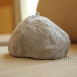 ベレー帽 40cm ベージュ