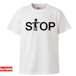"""STOP"" [281_AntiNuke series]2Colors"