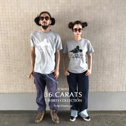 【TOKYO 36 CARATS】T-SHIRTS COLLECTION / #SARO-001