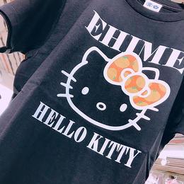 愛媛限定キティTシャツ、黒