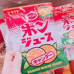ポンジュースキャンディ