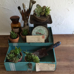 GARDEN MAKE UP BOX