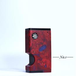 Ultroner x Asmodus Luna Squonker Box Mod