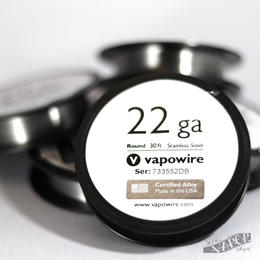 Stainless Steel 316L Wire by VapoWire