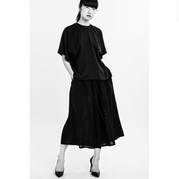 Goto Asato シルク Tシャツ〔TRV18-TS01(s)〕