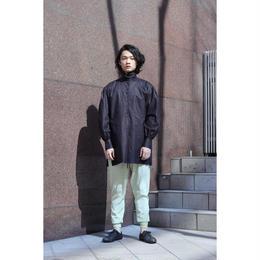 Goto Asato コットン スタンドカラー シャツ〔TRV18-SH01(n)-A〕