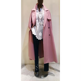 doll up oops レース×メッシュ カットソー〔60030〕