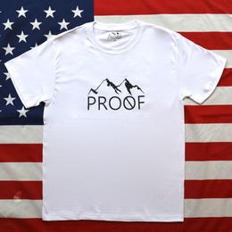 """PROOF"" PROOF S/S TEE (WHITE)"