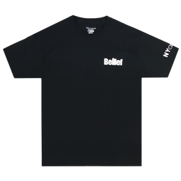 """BELIEF"" WORLD TRADE CHAMPION™ TEE (BLACK)"