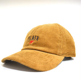 """FLASH ORIGINAL"" WING FOOT CORDUROY CAP (BROWN)"