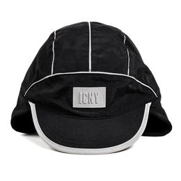 """ICNY"" ARCTIC TECH REFLECTIVE 5 PANEL CAP (BLACK)"