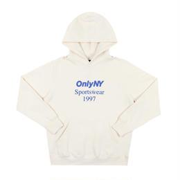 """""""ONLY NY"""" Sportswear Hoody (Cream)"""