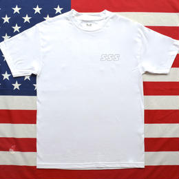 """SSS"" REFLECTOR US S/S TEE (WHITE)"
