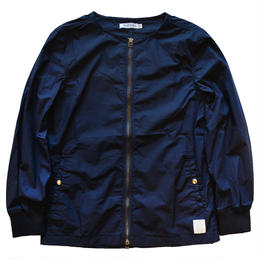"""RANCH STANDARD"" COTTON POPLIN JACKET (NAVY)"