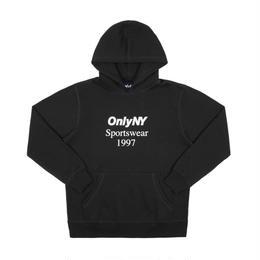 """ONLY NY"" Sportswear Hoody (Black)"
