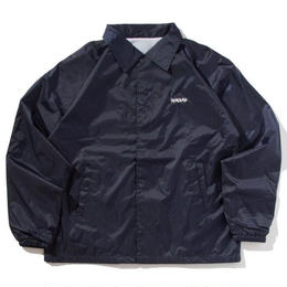"""BROTHER HOOD"" ICONIC PATCH - COACHES JACKET (NAVY)"