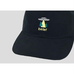 """""""BELIEF"""" BELIEVE CAP (BLACK)"""