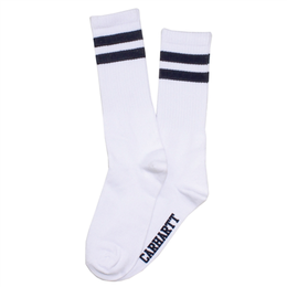 """CARHARTT"" COLLEGE SOCKS  (BLUE / RED / YELLOW)"