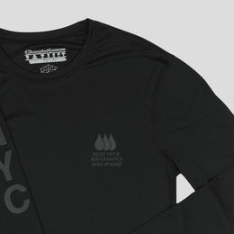 """BELIEF"" PERFORMANCE CHAMPION™ JERSEY (BLACK)"