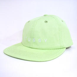 """STUSSY"" MINT BASEBALL HAT  (MINT)"