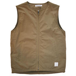 """RANCH STANDARD"" COTTON POPLIN VEST (OLIVE)"