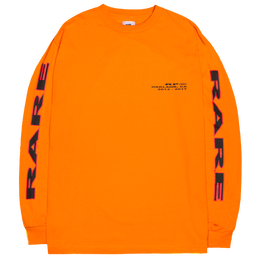 """RARE PANTHER"" OAKLAND L/S TEE (ORANGE)"