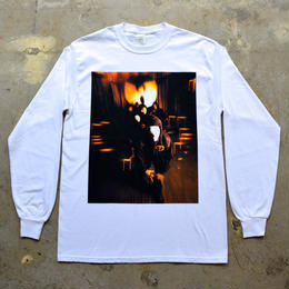 """WU-TANG CLAN"" ENTER THE WU-TANG L/S TEE (WHITE)"