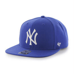 """47Brand"" Yankees Sure Shot '47 CAPTAIN  (BLUE)"