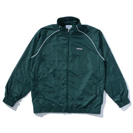 """BROTHERHOOD"" LEISURE TRACK JACKET (DARK GREEN)"