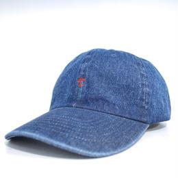 """""""BRVND"""" ROSE CAP (DENIM)"""